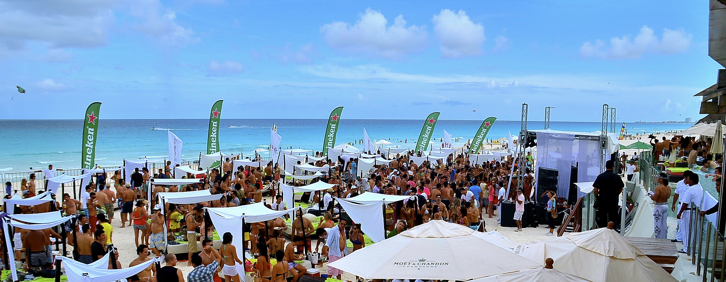 The Beach Club Me Cancun Best Beaches In World